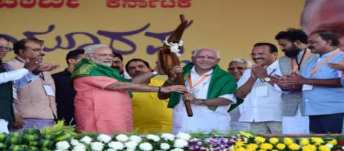 Yeddyurappa is BJP's best bet in poll-bound Karnataka (Image Credit: India tv/Youtube)