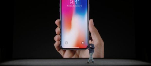 Así es el iPhone X presentado por Apple.