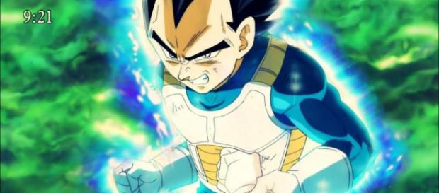 Técnicas de Vegeta en el anime de Dragon Ball