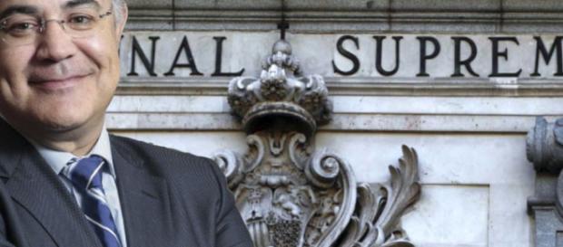 El juez Pablo Llarena magistrado del tribunal supremo