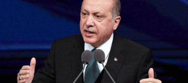 Erdogan: Zentrum von syrischer Stadt Afrin unter türkischer ... - stern.de