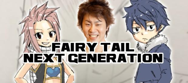 Fairy Tail Next Generation, Mashima au scénario/StoryBoard NaLu Gruvia