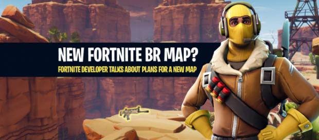 """Fortnite"" developer talks about plans for a new map. Image Credit: Own work"