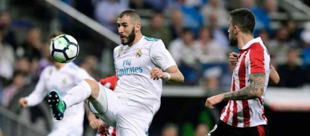 Karim Benzema está em problemas no Real