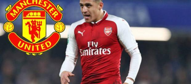 Manchester United firmar Alexis Sánchez