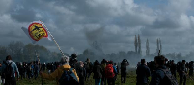 Notre-Dame-des-Landes : sur la Zad, une belle détermination - reporterre.net