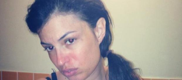 Sara Tommasi e la sua confessione shock