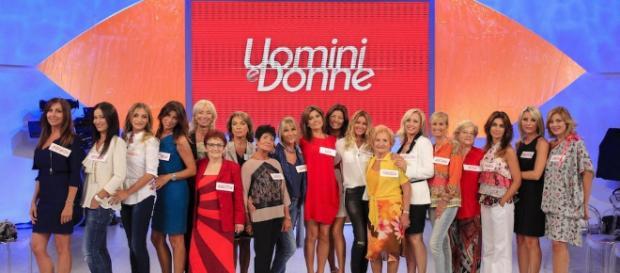 Uomini e Donne 2014: trono over, subito scintille tra Barbara e ... - panorama.it