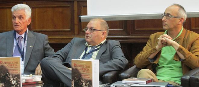 Războiul Civil din Grecia (1946-1949), subiectul unei noi cărți de istorie