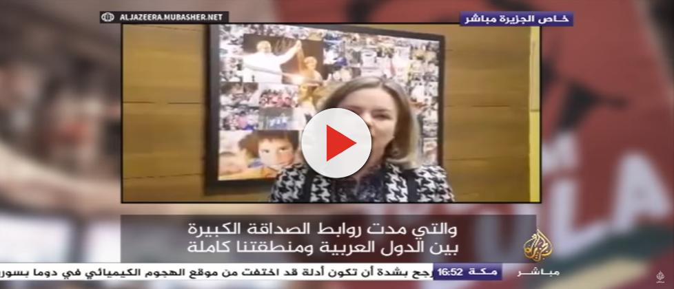 À rede Al Jazeera, presidente do PT grava vídeo pedindo apoio a Lula