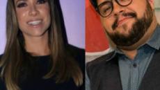 Tiago Abravanel dá 'tapa na cara' da tia Patrícia após discurso na Globo; veja
