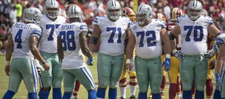 2018 NFL power rankings: Dallas Cowboys slip after show free agent period [Image by Keith Allison / Flickr]