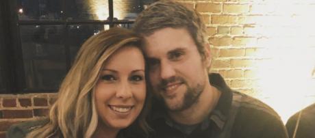 Mackenzie and Ryan Edwards on a date night before his arrest. [Image via Mackenzie Edwards/Instagram]