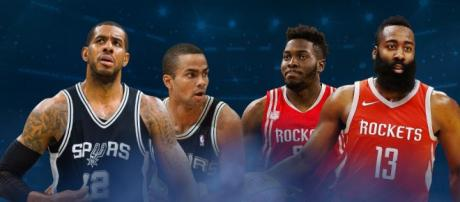 NBA: Houston choca contra una pared y pierde en San Antonio