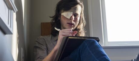 The Walking Dead : Le dernier message de Carl pour son père