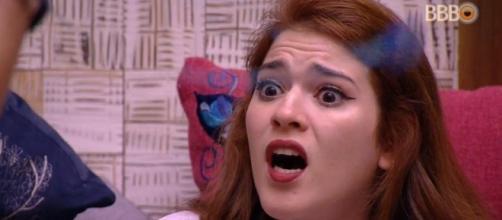 Ana Clara ficou chocada com o voto de Jéssica