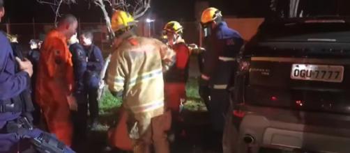 Bandidos ganham saidão de Páscoa e destroem carro avaliado em mais de R$ 100 mil