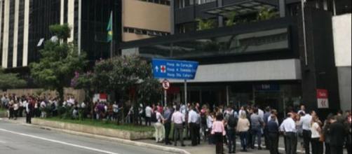 Brasil está em alerta com terremoto