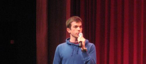 John Mulaney in action. - [Image By Zena C via Wikimedia Commons]