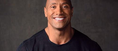 Dwayne 'The Rock' Johnson Reveals How Depression Led to His ... (Image Credit: ET/Youtube screencap)