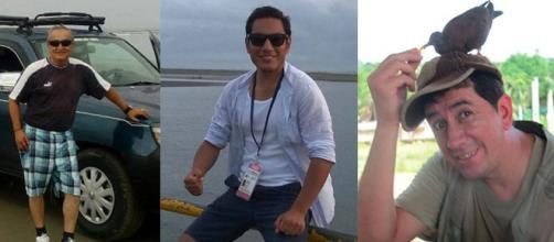 Identidad del equipo periodístico ecuatoriano secuestrado en la frontera de Colombia