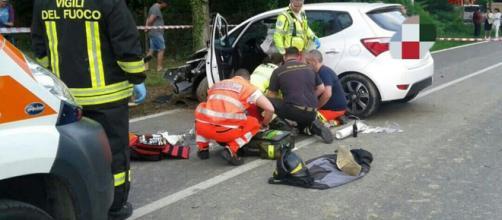 Incidente stradale mortale in provincia di Udine
