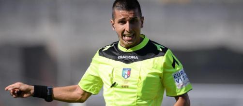 L'arbitro della gara Parma-Palermo, Marinelli di Tivoli l ... - twitter.com