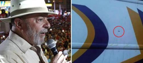 Lula percorreu o Sul em uma caravana