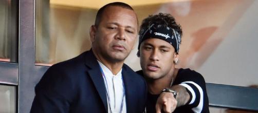 Mercato: ¡El fuerte mensaje del padre de Neymar en el Real Madrid!