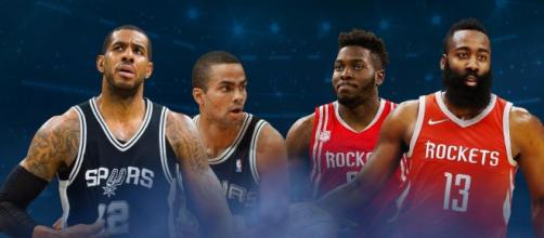 NBA: Houston choca contra una pared y pierde en San Antonio