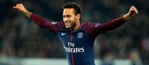 Neymar está senso associado ao Real Madrid. (foto reprodução).