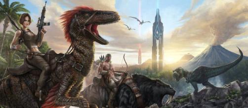 'Ark: Survival evolved' podría llegar a Switch.
