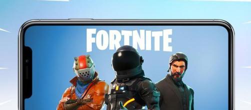 Puede encontrar la versión móvil de Fortnite en App Store.