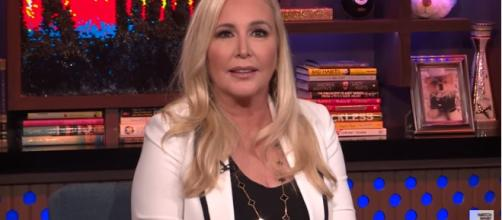 Shannon Beador breaks silence on David Beador's body-shamming texts. [Image credit: Watch What Happens Live with Andy Cohen/YouTube screenshot]