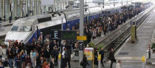 SNCF: La «grande grève» est lancée