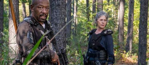 """The Walking Dead, atrae muchos seguidores con """"Aún tengo algo que decir""""."""