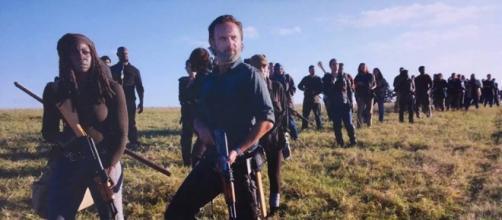 The Walking Dead : une bataille finale qui devrait être 'épique' !
