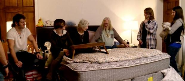 A família Brown se mudou do Alasca após uma emergência médica. (foto reprodução).