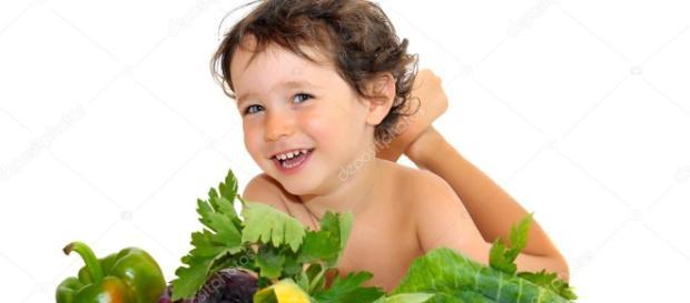 comer verduras — Foto de stock © luislouro #23587837 - depositphotos.com