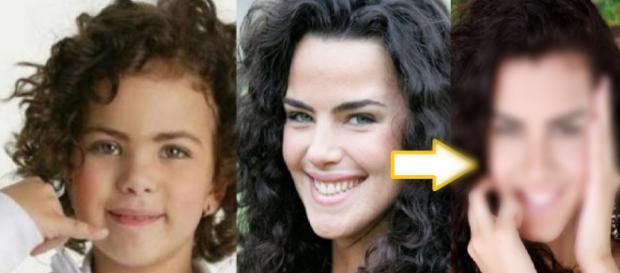 Ex-atriz mirim, Rafaela Romolo continua parecida com Ana Paula, mesmo após 14 anos de campanha