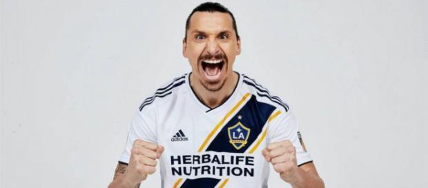 LA Galaxy anuncia debut de Zlatan Ibrahimovic en la MLS.