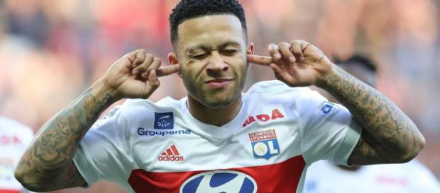Ligue 1 : Memphis Depay, constant dans l'inconstance - Ligue 1 ... - eurosport.fr