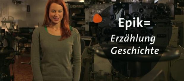 Literarische Texte: Literarische Gattungen | Deutsch | alpha ... - br.de