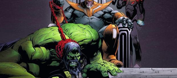 Sin embargo, como lo reveló Screen Rant, el Goliath Verde finalmente encontró la muerte en Thanos # 17