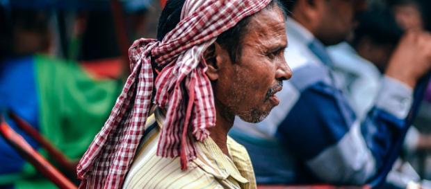 Stock photo of a lower caste Hindu. Photo-( image credit Pexels- pixabay.com)