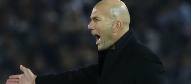 Zidane cherche un coupable pour un événement survenu dans le club...