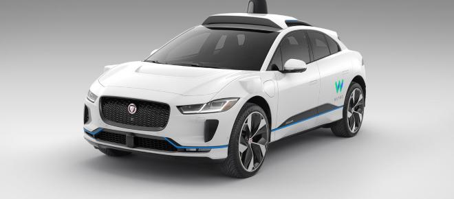 Jaguar goes driverless and electric