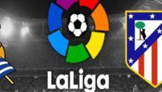 Real Sociedad sorprende goleando al Atlético de Madrid