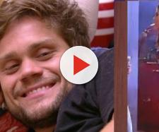 Breno e Ana Clara no BBB18, brother zoou da ruiva.