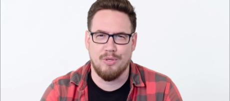 Ben Brode announces that he will be leaving Blizzard [Image via WIRED/ YouTube screeshot]